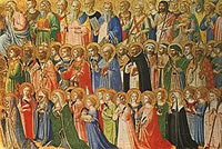 All Saints - Fra Angelico