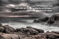 Isaiah 51.15