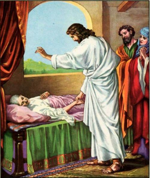 jesus-cures-peters-mother-in-law