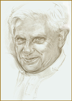 Pope Benedict XVi - Click to enlarge