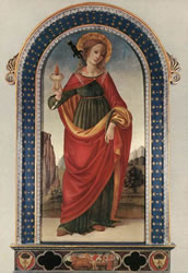 Saint Lucy - Click to enlarge image