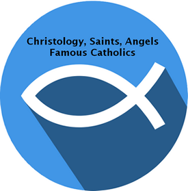 Christology, Saints, Angels